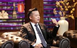 """Bị hỏi xoáy """"doanh nhân giàu quá là cướp mất phần của người khác như vậy có trái với tinh thần Từ Bi của Đạo Phật"""", Shark Việt đã đối đáp gãy gọn ra sao?"""