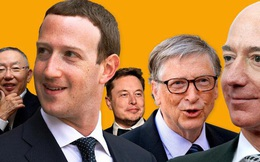 Cách để có một cuộc đời hoàn hảo: Sống trọn vẹn mỗi ngày như Jeff Bezos, làm từ thiện như Bill Gates, kiểm soát thời gian như Warren Buffett