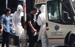 TP HCM: Nữ du khách Đài Loan đột ngột bị nôn, người dân lo sợ virus corona lập tức gọi 115