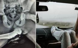 Lên ô tô tuyệt đối không được ngồi kiểu này, xảy ra va chạm sẽ ân hận cả đời