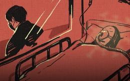 Câu chuyện đau lòng về người phụ nữ qua đời ngay trước thời điểm công bố dịch viêm phổi Vũ Hán qua lời kể người chồng và sự đấu tranh đến giây phút cuối cùng
