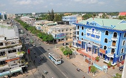 Thành phố Cao Lãnh trở thành đô thị loại II