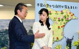 """Công chúa xinh đẹp nhất Nhật Bản lại gây chú ý với nhan sắc """"đẹp hơn hoa"""" và thông báo gây sốc của hoàng gia"""