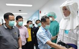 Virus corona: Thái Lan điều trị thành công cho bệnh nhân nhiễm virus viêm phổi Vũ Hán bằng thuốc kháng cúm và HIV