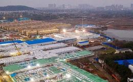"""Virus corona: Bên trong bệnh viện dã chiến 1.000 giường vừa được xây dựng """"thần tốc"""" tại Vũ Hán"""