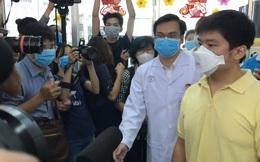 Nam bệnh nhân người Trung Quốc nhiễm virus corona ở TP HCM được xuất viện