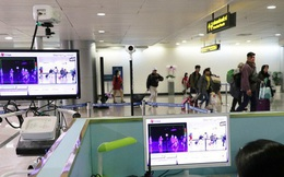 Cận cảnh quy trình kiểm dịch virus corona ở sân bay Tân Sơn Nhất