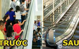 Sài Gòn: Loạt trung tâm thương mại đình đám vắng hoe trong những ngày đại dịch Corona, đi tới đâu cũng thấy… chiếc khẩu trang hiện diện