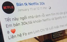 Netflix ngừng cho dùng thử miễn phí tại Việt Nam: Hệ quả của việc bị trục lợi?