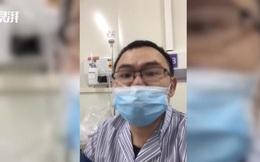"""Bệnh nhân nhiễm virus corona chia sẻ ngày đầu tiên được điều trị ở bệnh viện dã chiến Hỏa Thần Sơn: """"Tôi ăn ngủ rất tốt"""""""