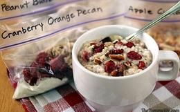 Ăn sáng mà cứ chọn món nhanh gọn như thế này, cơ thể bạn sẽ uể oải, mắc bệnh mãn tính lúc nào không hay