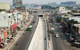 TP HCM sắp hoàn thiện nút giao 3 tầng, giảm áp lực giao thông cửa ngõ Tây Bắc