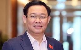Phê chuẩn Bí thư Hà Nội Vương Đình Huệ làm Trưởng đoàn Đại biểu Quốc hội