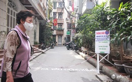 Hà Nội: Barie trái phép của người dân đã được gỡ bỏ