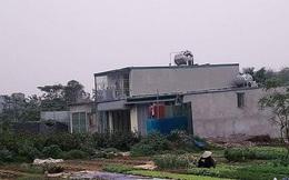 Hà Nội 'lệnh' xử lý tình trạng nở rộ xây nhà trên đất nông nghiệp