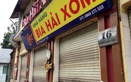 """CLIP: Nhiều quán bia lớn ở Hà Nội đóng cửa vì chịu """"cú đúp"""" dịch Covid-19 và Nghị định 100"""