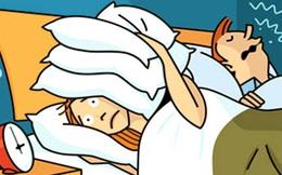 Nằm cạnh một người ngủ ngáy ảnh hưởng đến sức khỏe nhiều hơn bạn tưởng