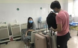 30 người phải cách ly sau khi về từ tâm dịch Vũ Hán được ra viện