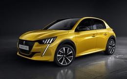 Xe bị khai tử ở Việt Nam Peugeot 208 trở thành xe của năm tại châu Âu, đánh bật Porsche Taycan