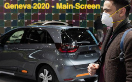 Khung cảnh tan hoang của Geneva Motor Show 2020: Tất cả đắp chiếu chờ tháo dỡ