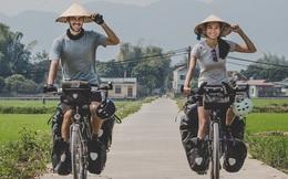 """Cặp chồng Tây vợ Việt đi 16.000km từ Pháp về Việt Nam bằng xe đạp: """"Hy vọng chúng tôi có thể truyền cảm hứng cho những ai muốn theo đuổi giấc mơ của mình"""""""
