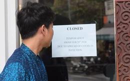 """CLIP: Khách sạn khu phố cổ Hà Nội """"cửa đóng then cài"""" do dịch Covid-19"""
