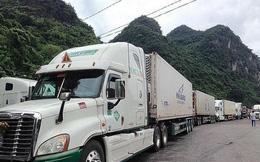 Vẫn còn tồn hơn 1.000 container tại các cửa khẩu