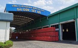 Hệ thống bia Sài Gòn giảm doanh thu do ảnh hưởng dịch Covid-19