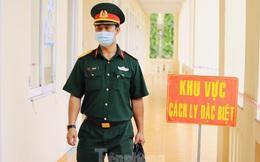 Bên trong khu cách ly dịch bệnh Covid-19 gần sân bay Tân Sơn Nhất