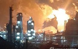 Nổ lớn nhà máy hoá chất Lotte, 31 người bị thương