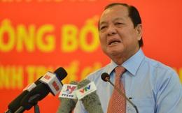 UBKT Trung ương đề nghị Bộ Chính trị kỷ luật nguyên Bí thư Thành ủy TPHCM Lê Thanh Hải