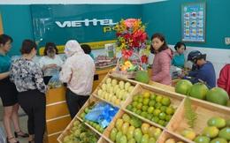 Viettel Post mở cửa hàng bán trái cây ngay tại bưu cục chuyển phát, cam kết giao hàng chỉ trong 2h