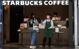 Starbucks dự đoán doanh thu tại Trung Quốc sụt giảm 50% vì Covid-19