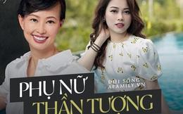 """Shark Linh và Hằng Túi, hai trong số nhiều phụ nữ """"hot"""" trên mạng xã hội: Ra ngoài là nữ cường nhưng khi về nhà thì mềm mại, đảm đang không ai bằng"""