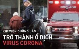 """""""Bữa tiệc mang mầm bệnh"""" biến viện dưỡng lão thành ổ dịch lớn nhất nước Mỹ, nơi 16 người đã thiệt mạng vì nhiễm virus corona"""