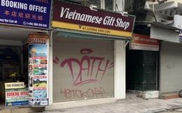 Cửa hàng, quán xá Hà Nội 'cầm cự' mùa dịch