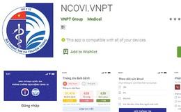 Ứng dụng khai báo y tế toàn dân Việt Nam ra mắt: Phản ánh nhanh các trường hợp nghi nhiễm COVID-19 tới cơ quan quản lý