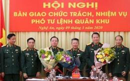 Thủ tướng Chính phủ điều động, bổ nhiệm nhân sự Quân đội