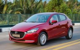 Xe nhỏ bỏ mác xe cỏ tại Việt Nam: Mazda2 thêm 'option' như xe tiền tỷ, Vios làm điều chưa từng có