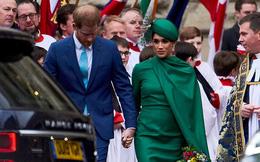 Meghan Markle vẫy chào tạm biệt hoàng gia trong khi Harry gần như suy sụp, vài giờ sau Công nương Kate xuất hiện tỏa sáng trong sự kiện mới