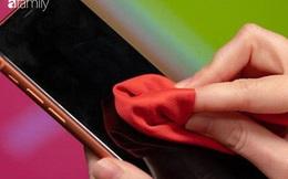 Phòng chống dịch Covid-19: Khuyến cáo 5 vật dụng cần chú ý làm sạch
