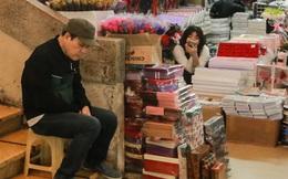 Ảnh: Cảnh tượng đìu hiu tại khu chợ lớn nhất Hà Nội trong mùa dịch Covid-19