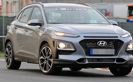 Hyundai Kona sắp có phiên bản hiệu suất cao - Honda HR-V và Ford EcoSport cần dè chừng