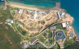 Kiểm tra đột xuất việc xây dựng không phép tại Khu du lịch đảo Hòn Tằm