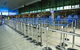 Sân bay Tân Sơn Nhất vắng tanh sau nhiều ca nhiễm Covid-19 mới được công bố