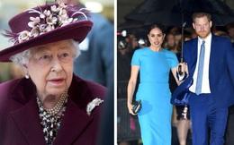 """Báo Mỹ: Nữ hoàng Anh được cho là """"khẩn cầu"""" Hoàng tử Harry rời bỏ Meghan Markle để cứu lấy tất cả mọi người"""