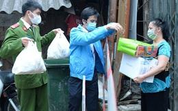 Tâm sự của những người dân khu cách ly bệnh nhân thứ 39 nhiễm Covid-19 ở Cầu Giấy