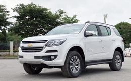Chevrolet Trailblazer xả hàng giảm sốc hơn 400 triệu đồng, giá hạ còn chưa tới 700 triệu: Dân tình đổ xô lùng mua xe khắp các tỉnh thành
