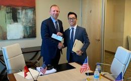 Tạm dừng hoạt động 3 tên miền của Công ty Gold Game Việt Nam: Từng gây sốc khi công bố nhận đầu tư 1 tỷ USD, CEO khoe nhận lời chúc từ Tổng thống Trump