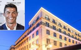 Thực hư thông tin Ronaldo biến khách sạn tiền tỷ của mình thành bệnh viện dã chiến để phục vụ công tác phòng chống Covid-19